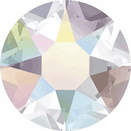 Swarovski Crystal Flatback Hotfix  2038- SS-6 (2mm)