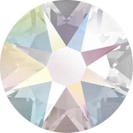 Swarovski Crystal Flat Back 2088 SS- 14 (3.45mm) NoHotfix
