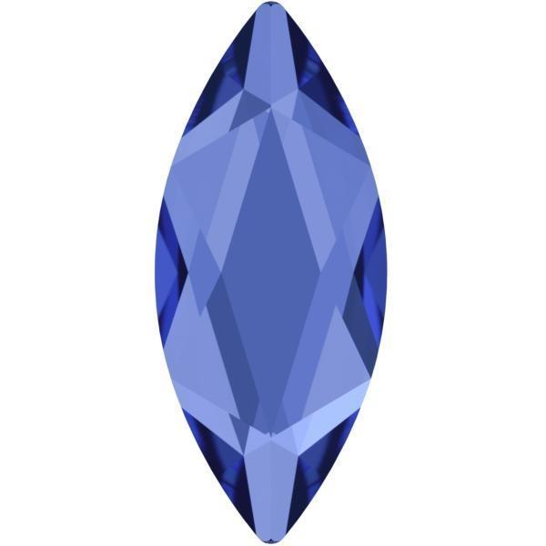 Swarovski Crystal 2201 Marquise Flatback No Hotfix - 8.0 x 3.5mm