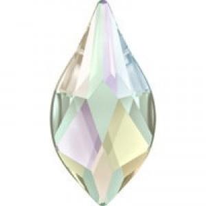 Swarovski Crystal Flatback Flame 2205- 10 mm
