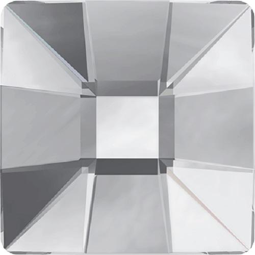 Swarovski Crystal 2483 Classic Square Flat Back No Hot Fix - 25 mm