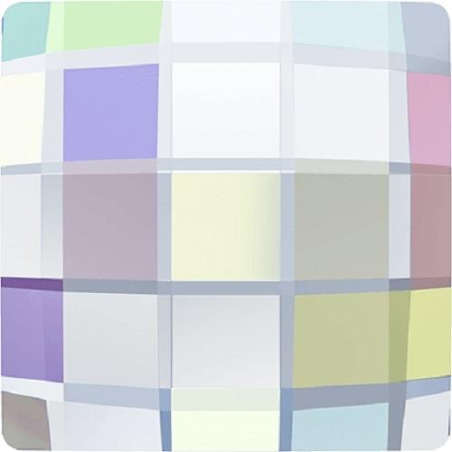 Swarovski Crystal 2493 Chessboard Flat Back No Hot Fix - 10 mm