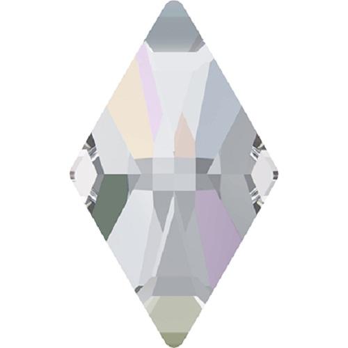 Swarovski Crystal 2709 Rhombus Flat Back No Hot Fix 10.0 x 6.0 mm