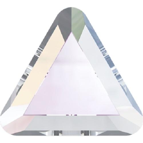 Swarovski Crystal 2711 Triangle Flat Back No Hot Fix - 3.3 mm