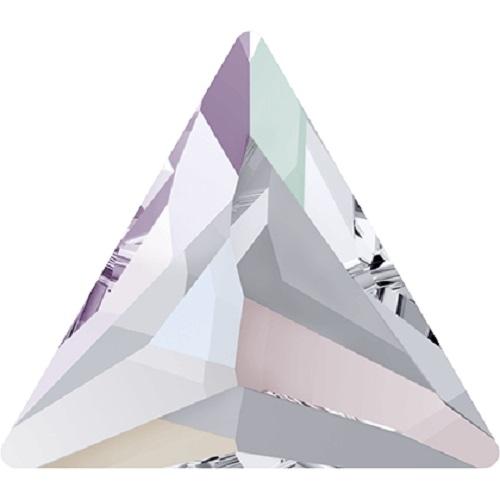 Swarovski Crystal 2720 Cosmic Delta Flat Back No Hot Fix - 9.0 mm
