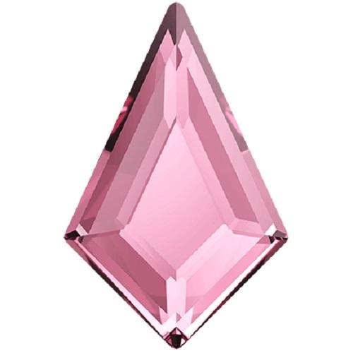 Swarovski Crystal Flatback Kite 2771 No Hotfix  8.6 x 5.6 mm