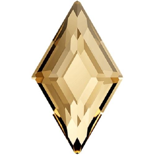 Swarovski Crystal Flatback Diamond 2773 No Hotfix 6.6 x 3.9 mm