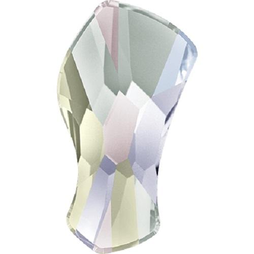 Swarovski Crystal 2798 Contour Flat Back No Hot Fix - 8mm