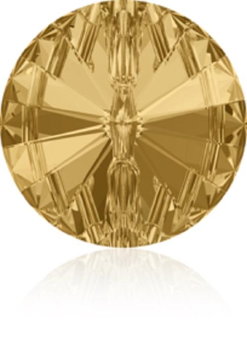 Swarovski Crystal 3015 Button - 12 mm