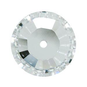 Swarovski Crystal 3128 Round Centre Hole Stone -8mm