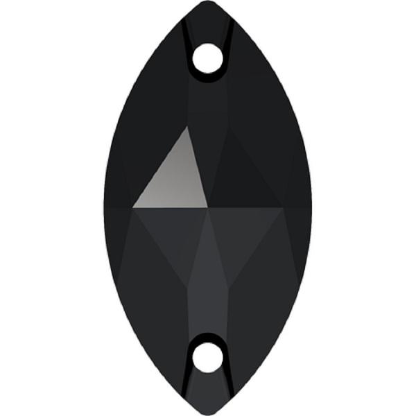 Swarovski Crystal Navette Sew On Stone 3223- 29,0 X 14,5 mm