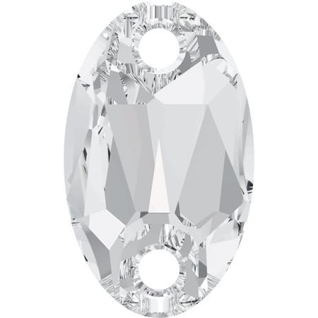 Swarovski Crystal 3231 Owlet Stone - 23 x 14mm