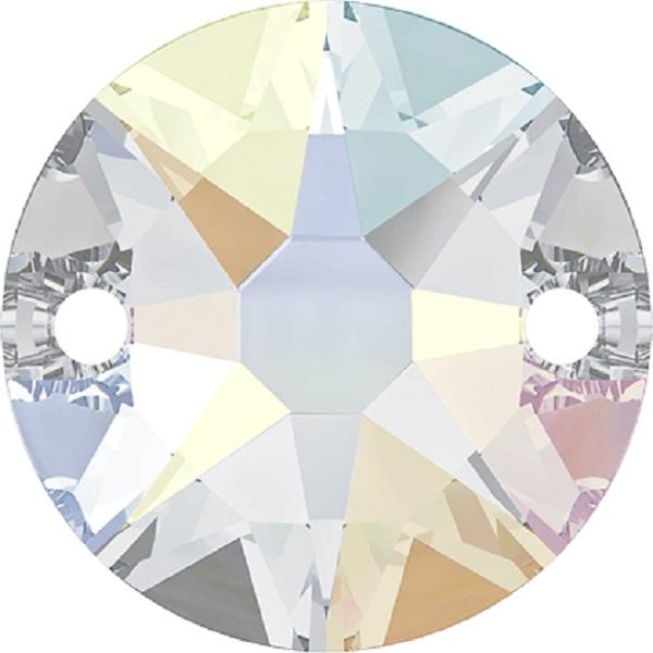 Swarovski Crystal Xirius Sew On Stone 3288 10mm