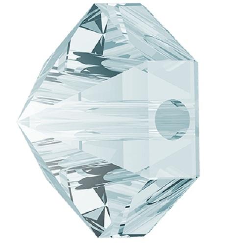 Swarovski Crystal 5060 Hexagonal Spike Bead (1 Hole) 5.5mm