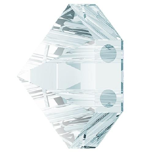 Swarovski Crystal 5060 Hexagonal Spike Bead (2 Hole) 7.5mm