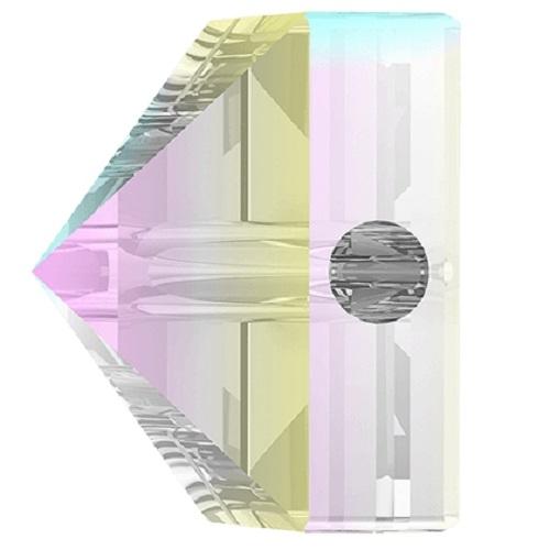 Swarovski Crystal 5061 Square Spike Bead (1 Hole) 5.5mm
