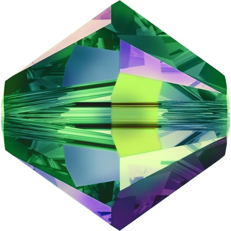 Swarovski Crystal Bicone 5328 - 3mm