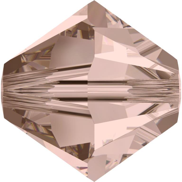 Swarovski Crystal Bicone 5328- 4mm