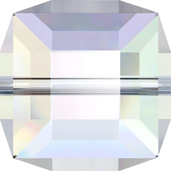 Swarovski Crystal 5601 Cube- 6mm