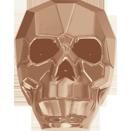 Swarovski Crystal 5750 Skull Bead -19mm