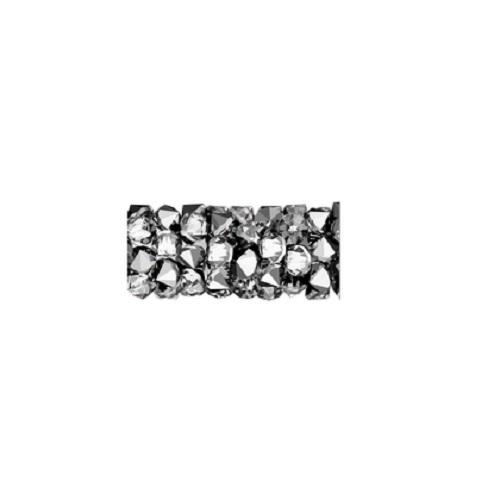 Swarovski Crystal 5951 Fine Rock Tube Bead Without Ending -15 mm