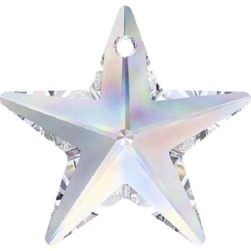 Swarovski Crystal 6714 Star Pendant -20mm