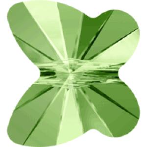 Swarovski Butterfly Beads(5754) - 6mm