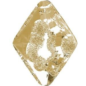 Swarovski ® Growing Crystal 6926 Rhombus Pendant 26mm