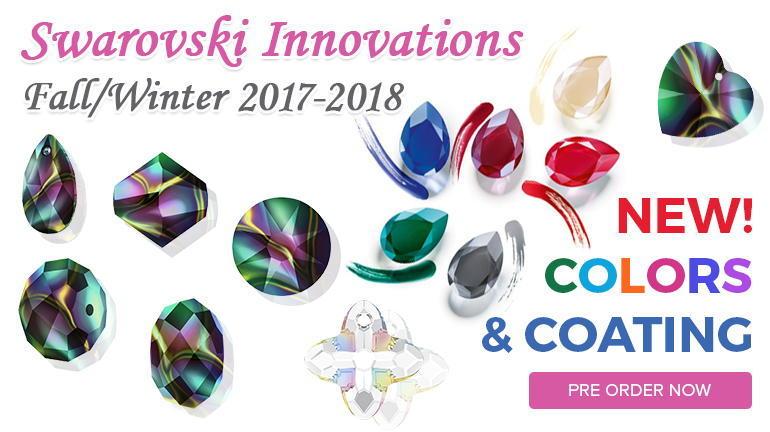 Swarovski Innovations Fall/Winter 2017/2018