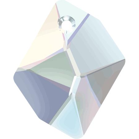 Swarovski Cosmic (6680) Pendant -14mm