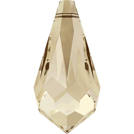 Swarovski Drops (6000) 15x7.5mm