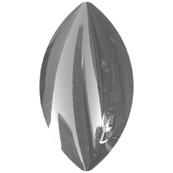 Swarovski Crystal Pearl Flatback Hotfix Navette Cabochon 2208/4 MM 10,0 X 5,5