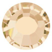 Preciosa® Crystal Flatback No hotfix - Crystal DF Hon