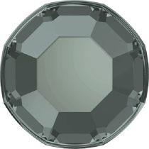 Swarovski Crystal Flatback No Hotfix 2000 SS-3 ( 1.38mm) - Black Diamond (F)- 1440 Pcs