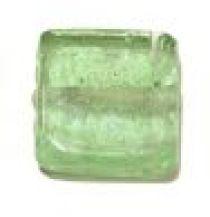 Foil Beads 25m Square- Light Green Colour