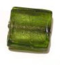 Foil Beads 25m Square- Green Colour