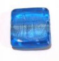 Foil Beads 25m Square- Turquoise Blue Colour
