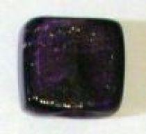 Foil Beads 25m Square- Purple Colour