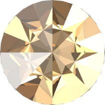 Swarovski Crystal Pointed Chaton 1185 PP 9 (1.55mm)LIGHT COLORADO TOPAZ