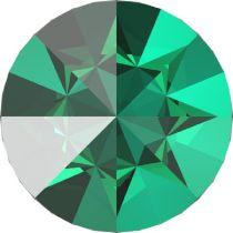 Swarovski Crystal Pointed Chaton 1185 PP 14 (2.05mm) EMERALD