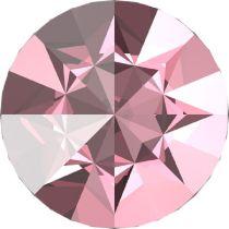 Swarovski Crystal Pointed Chaton 1185 -1.00 mm LIGHT ROSE