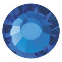 Preciosa® Crystal Flatback No hotfix - Cap.Blue DF
