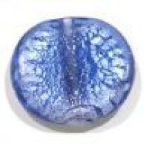 FOIL BEADS DISC- 35MM-Sapphire