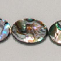 Paua 10x14m oval,app. 16