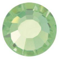 Preciosa® Crystal Bicone Beads Peridot AB