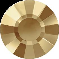 Swarovski Crystal Flatback Hotfix 2034 Concise Flat Back SS-20 ( 4.70mm) - Crystal Golden Shadow (F) -  1440 Pcs