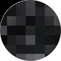 Swarovski Crystal Flatback No Hotfix 2035 Chessboard Circle Flat Back (10 mm) - Jet (F) -  192Pcs