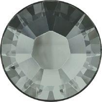 Swarovski  Flatback Hotfix 2038 SS-5 ( 1.75mm) - Black Diamond (F) -  1440 Pcs