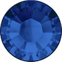 Swarovski Crystal Flatback Hotfix 2038 SS-8 ( 2.35mm) - ᅠCapri Blue (F)- 1440 Pcs