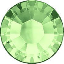 Swarovski Crystal Flatback Hotfix 2038 SS-6 ( 1.95mm) - Chrysolite (F)- 1440 Pcs